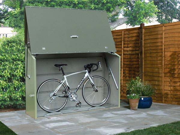 Slimline-bikebox