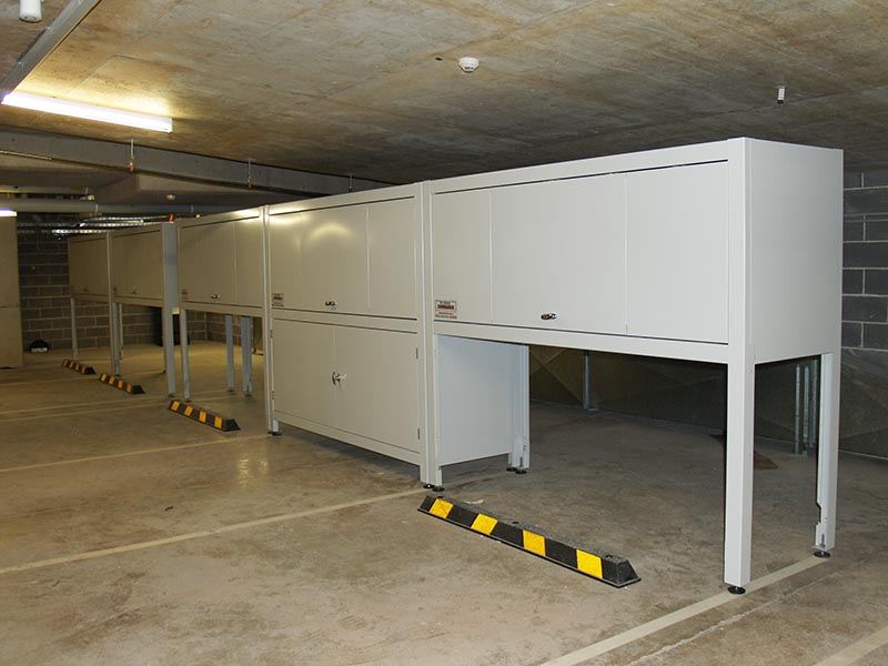 basement garage storage units