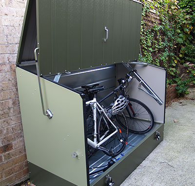 bike-storage-box-1 & bike-storage-box-1 - Space Commander