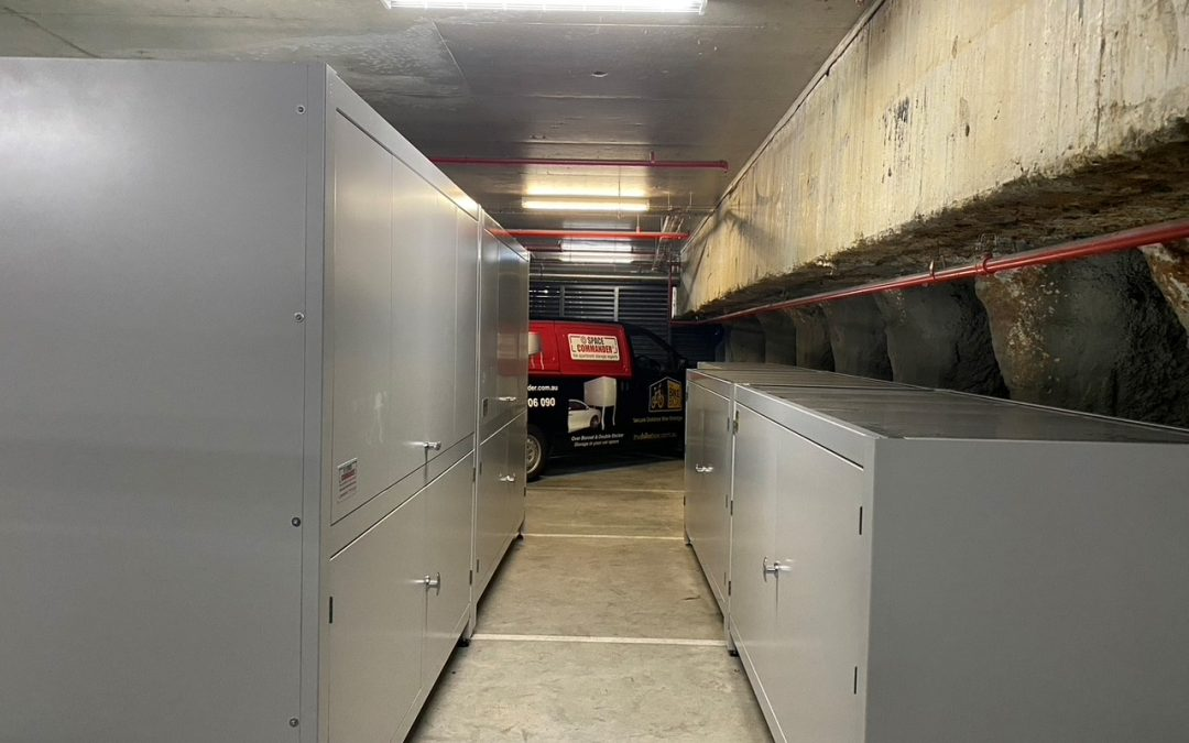 Commercial and Retail Storage