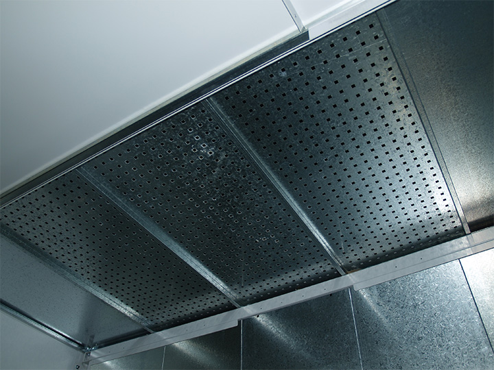 fire proof ceiling panel