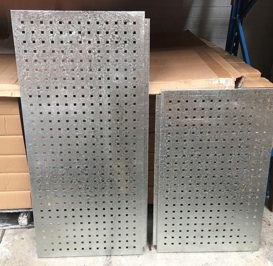 fire sprinkler panels
