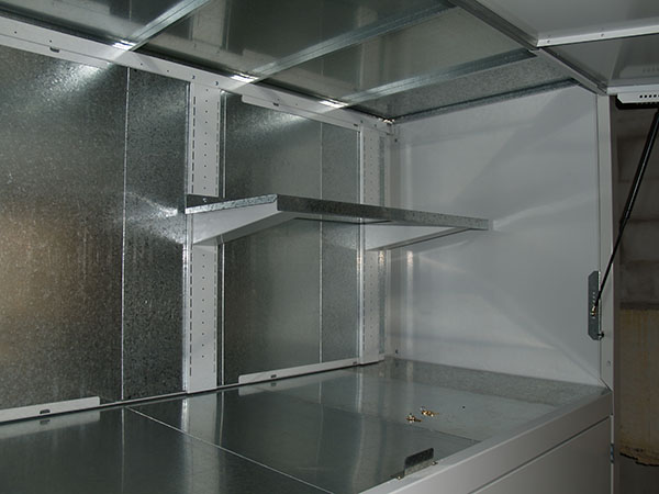 internal shelf for storage box