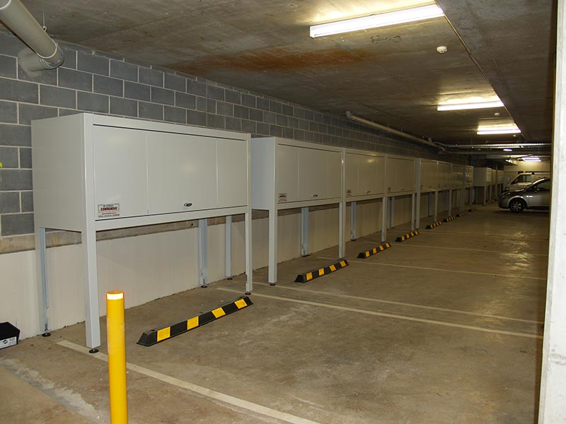 apartment carpark storage
