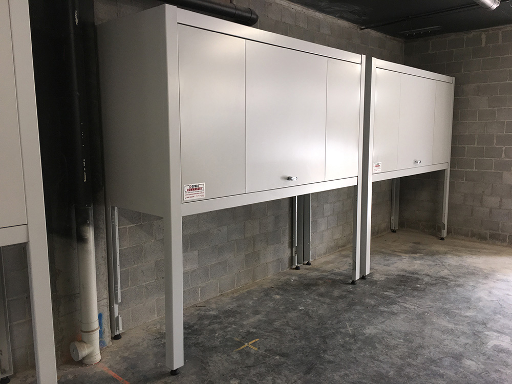 over car bonnet storage unit in mittagong apartments