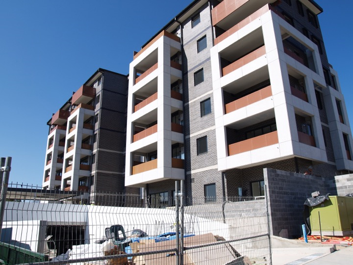 Space Commander completes another residential project